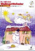 Magolt, Marianne (Hg.): Die schönsten Weihnachtslieder für Querflöte