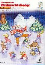 Magolt, Marianne (Hg.): Die schönsten Weihnachtslieder für Violine