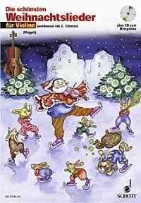 Magolt, Marianne (Hg.): Die schönsten Weihnachtslieder