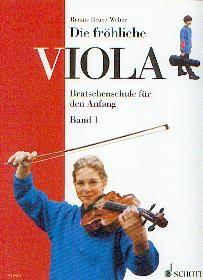 Bruce-Weber, Renate: Die fröhliche Viola Bd. 1
