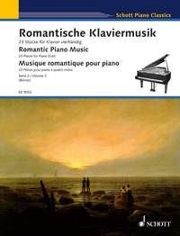 Börner, Klaus (Hrsg.): Romantische Klaviermusik Bd. 2