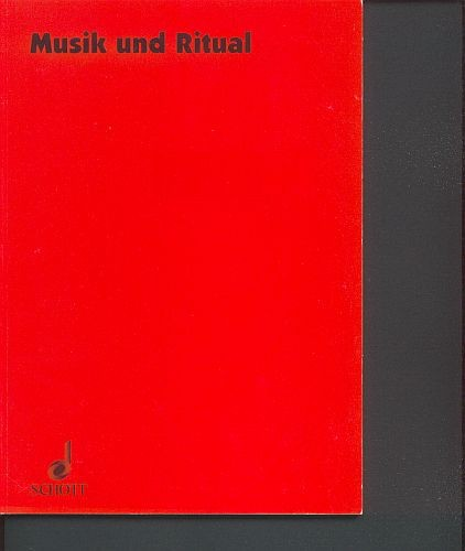 Motte-Haber, Helga de la: Musik und Ritual