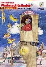 Magolt, Marianne (Bearb.): Die schönsten Weihnachtslieder für Trompete