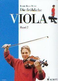 Bruce-Weber, Renate: Die fröhliche Viola Bd. 2