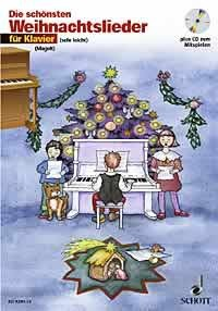 Magolt, Marianne (Hg.): Die schönsten Weihnachtslieder für Klavier