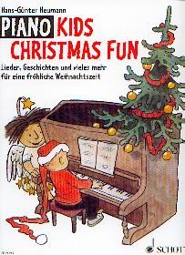 Heumann, Hans-Günter: Piano Kids Christmas Fun
