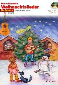 Magolt (Hg.): Die schönsten Weihnachtslieder mit CD