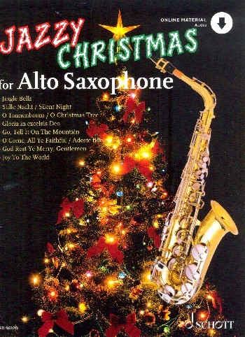 Brochhausen, Achim: Jazzy christmas