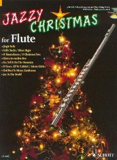 Brochhausen, Achim/ Juchem, Dirko: Jazzy Christmas for Flute. Mit CD