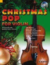 Boessner, Georg: Christmas Pop for Violin