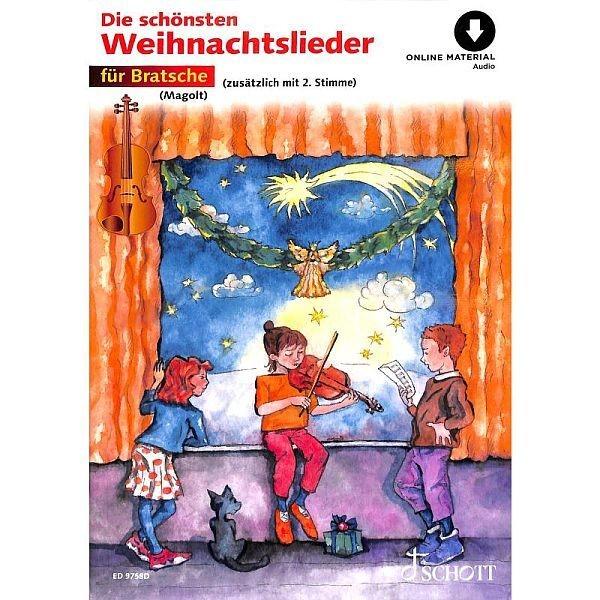 Magolt, Hans: Die schönsten Weihnachtslieder