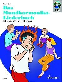 Letsch, Perry: Das Mundharmonika-Liederbuch