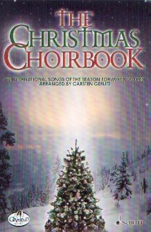 Gerlitz, Carsten (Arr): The Christmas Choirbook