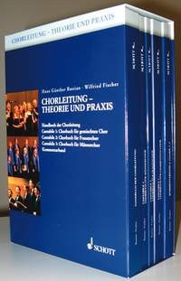 Bastian, Hans G. & Fischer, Wilfried: Chorleitung - Theorie und Praxis 1 - 5