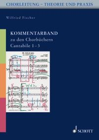 Bastian, Hans Günther & Fischer, Wilfried: Kommentarband zu Cantabilie 1-3