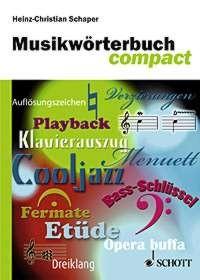 Schaper, Heinz-Christian: Musikwörterbuch compact