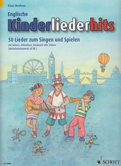 Neuhaus, Klaus: Englische Kinderliederhits