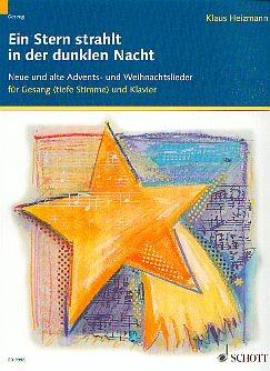 Heizmann, Klaus: Ein Stern strahlt in der dunklen Nacht