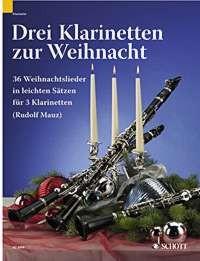 Mauz, Rudolf: Drei Klarinetten zur Weihnacht