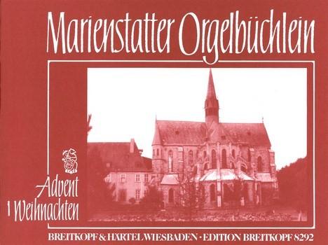 Hammer, Gabriel: Marienstatter Orgelbüchlein 2