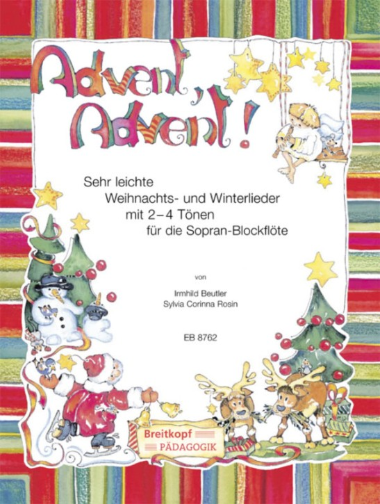 Beutler, Rosin: Advent! Advent!