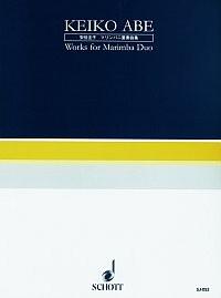 Abe, Keiko: Works for Marimba Duo
