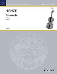 Henze, Hans Werner (1926): Serenade
