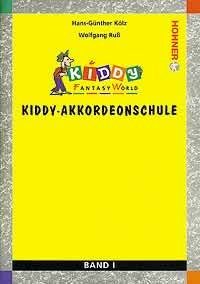 Russ-Plötz, Wolfgang: Kiddy-Akkordeonschule