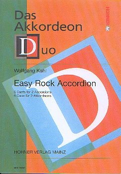 Kahl, Wolfgang: Easy Rock Accordion