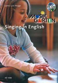 Heyge, Lorna Lutz: Singing in English - Liederheft 1