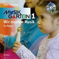 Heyge, Lorna Lutz: Zu Hause - Liederheft inkl. CD