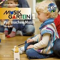Heyge, Lorna Lutz: Tierwelt - Liederheft inkl. CD