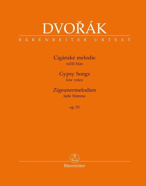 Dvorák, Antonín: Zigeunermelodien