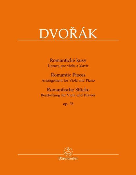 Dvorak Antonin: Romantische Stücke op 75