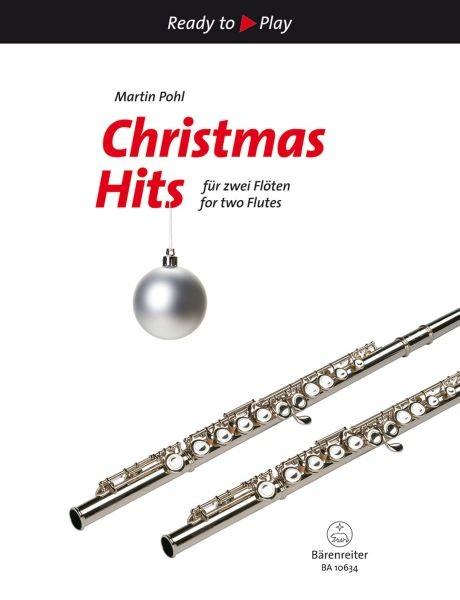 .: Christmas Hits für zwei Flöten