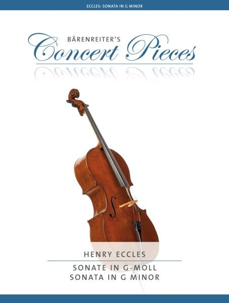 Eccles Henry: Sonate g-moll