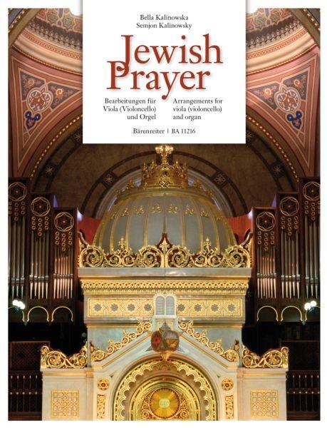 Kalinowska, Bella / Kalinowsky, Semjon: Jewish Prayer