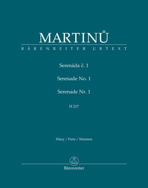 Martinu Bohuslav: Serenade 1