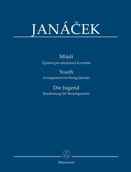 Janacek, Leos (1854-1928): Die Jugend
