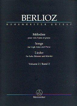Berlioz, Hector (1803-1869): Lieder II