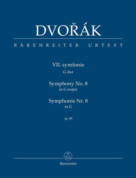 Dvorák, Antonín: Symphonie Nr. 8 G-Dur op. 88