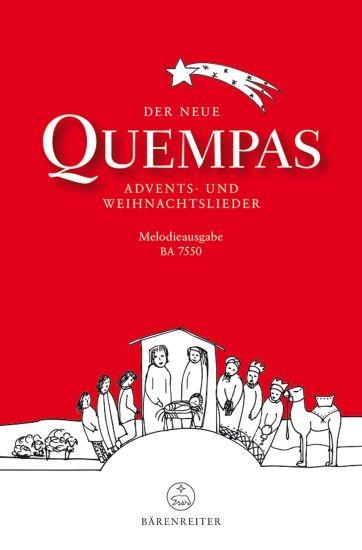 Wissemann, Antje (Hrsg.): Der neue Quempas. Melodieausgabe