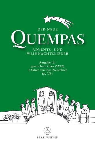 Wissemann, Antje (Hrsg.): Der neue Quempas. Advents- und Weihnachtslieder