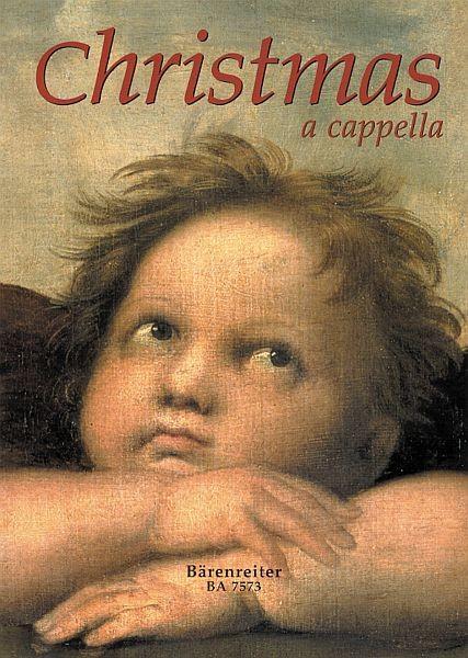 .: Christmas a cappella