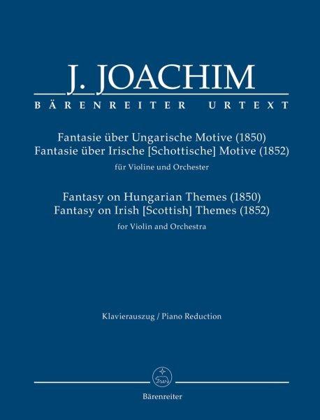 Joachim Joseph: Fantasie über ungarische Motive