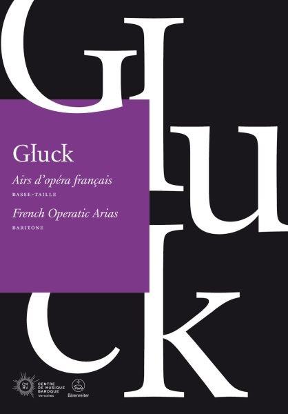 Gluck Christoph Willibald: Airs d'opera francais