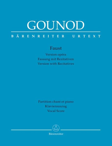 Gounod Charles: Faust