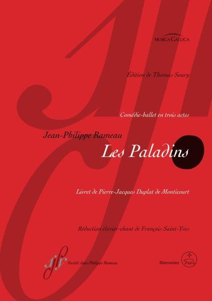 Rameau Jean Philippe: Les paladins