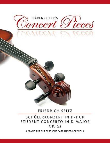 Seitz, Friedrich: Concerto D-Dur op. 22