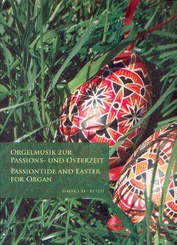Rockstroh, Andreas (Hg.): Orgelmusik zur Passions- und Osterzeit